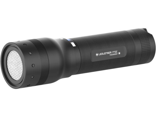 Led Lenser P7QC Lommelygte, black